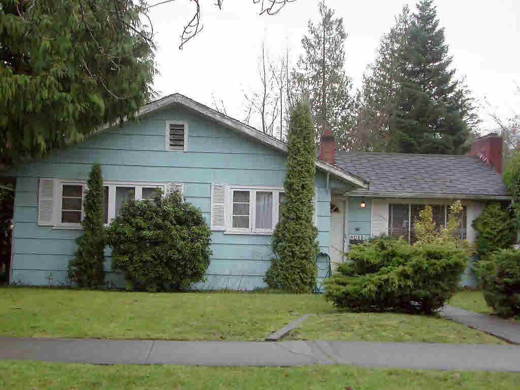 Main Photo: 4088 W 38TH AVENUE in : Dunbar House for sale : MLS®# V515581