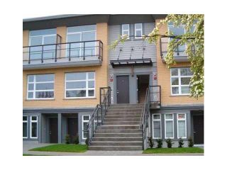 """Photo 2: 106 5568 KINGS Road in Vancouver: University VW Townhouse for sale in """"GALLERIA"""" (Vancouver West)  : MLS®# V1109797"""