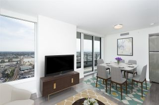"""Photo 4: 2707 8189 CAMBIE Street in Vancouver: Marpole Condo for sale in """"NORTHWEST"""" (Vancouver West)  : MLS®# R2395087"""