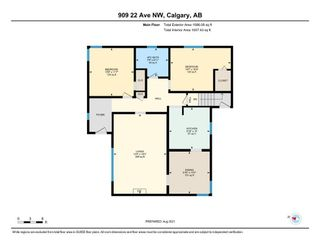 Photo 15: 909 22 Avenue NW in Calgary: Mount Pleasant Detached for sale : MLS®# A1141521