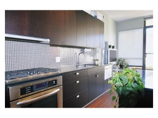 """Photo 2: 211 121 BREW Street in Port Moody: Port Moody Centre Condo for sale in """"ROOM AT SUTER BROOK"""" : MLS®# V861924"""