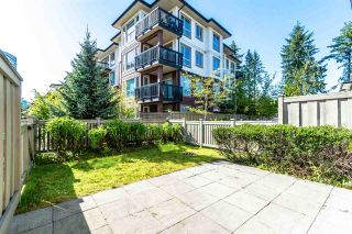 "Photo 2: 99 1125 KENSAL Place in Coquitlam: New Horizons Townhouse for sale in ""Kensal Walk"" : MLS®# R2363736"