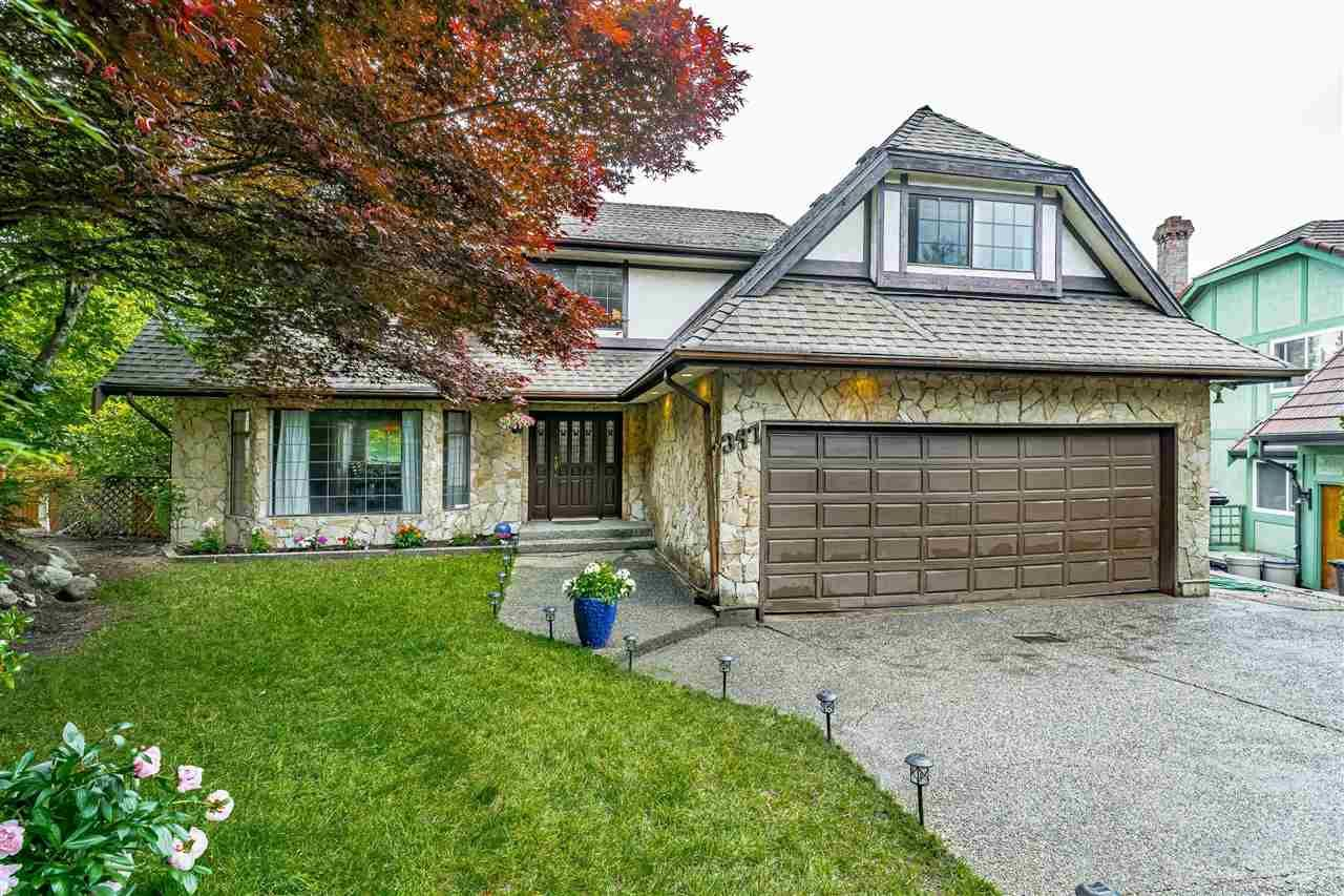 """Main Photo: 347 BALFOUR Drive in Coquitlam: Coquitlam East House for sale in """"DARTMOOR & RIVER HEIGHTS"""" : MLS®# R2592242"""