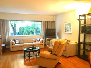 """Photo 2: 103 2409 W 43RD Avenue in Vancouver: Kerrisdale Condo for sale in """"BALSAM COURT"""" (Vancouver West)  : MLS®# R2213721"""