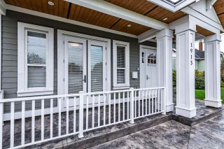 """Photo 18: 1913 SEVENTH Avenue in New Westminster: West End NW House for sale in """"WEST END"""" : MLS®# R2008524"""