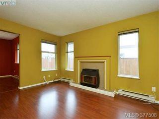 Photo 2: B 1706 Kings Rd in VICTORIA: Vi Jubilee Half Duplex for sale (Victoria)  : MLS®# 757946