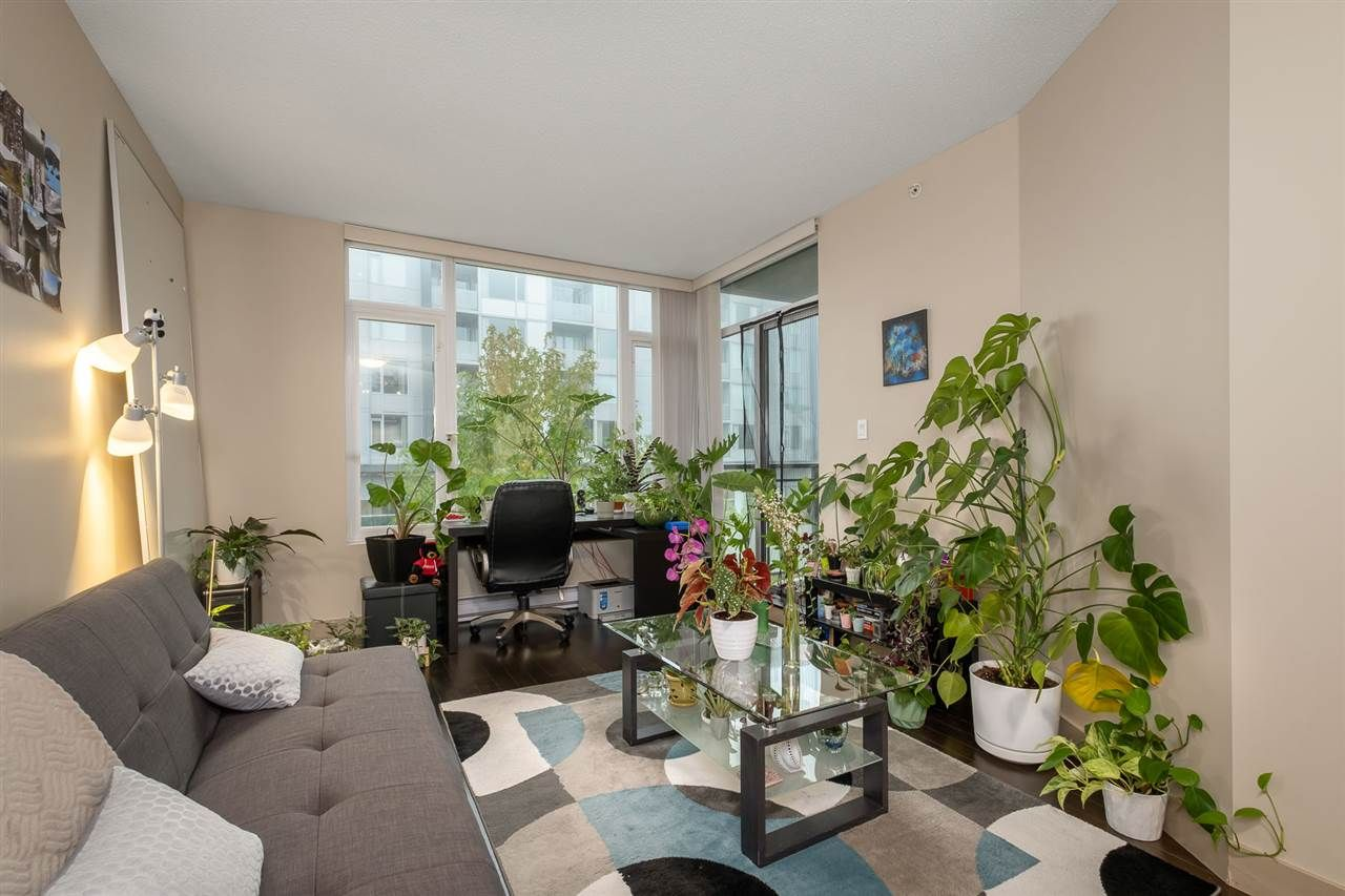 """Photo 3: Photos: 512 9009 CORNERSTONE Mews in Burnaby: Simon Fraser Univer. Condo for sale in """"THE HUB"""" (Burnaby North)  : MLS®# R2507886"""