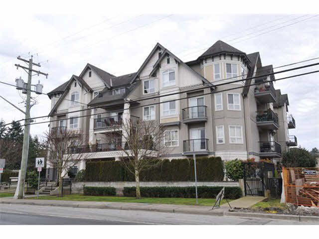 "Main Photo: 104 12090 227TH Street in Maple Ridge: East Central Condo for sale in ""FALCON PLACE"" : MLS®# V1099703"