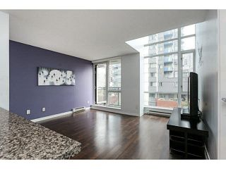 """Photo 7: 605 1082 SEYMOUR Street in Vancouver: Downtown VW Condo for sale in """"FREESIA"""" (Vancouver West)  : MLS®# V1140454"""