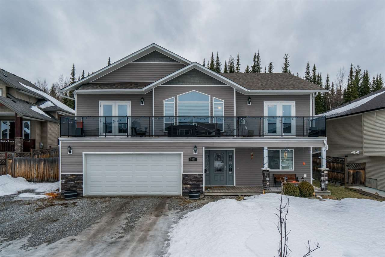Main Photo: 7681 GRAYSHELL Road in Prince George: St. Lawrence Heights House for sale (PG City South (Zone 74))  : MLS®# R2432306