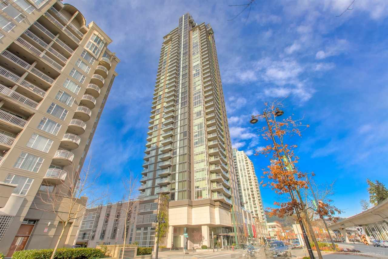 """Main Photo: 2305 1188 PINETREE Way in Coquitlam: North Coquitlam Condo for sale in """"M3"""" : MLS®# R2422400"""