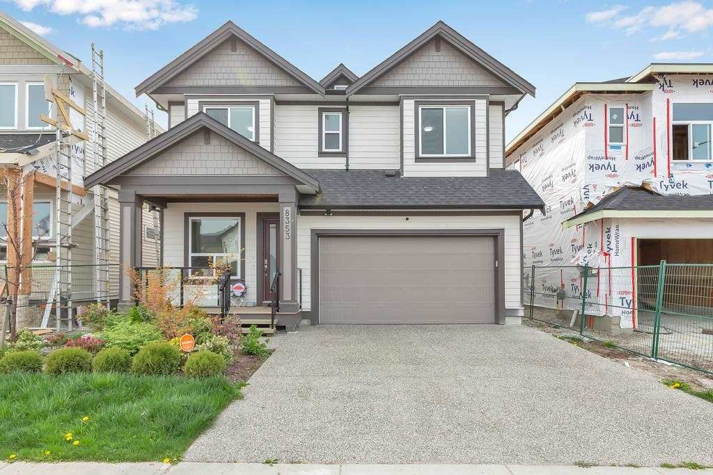 """Main Photo: 8353 209B Street in Langley: Willoughby Heights House for sale in """"Yorkson"""" : MLS®# R2571559"""