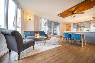Main Photo: 1709 788 HAMILTON Street in Vancouver: Downtown VW Condo for sale (Vancouver West)  : MLS®# R2589672