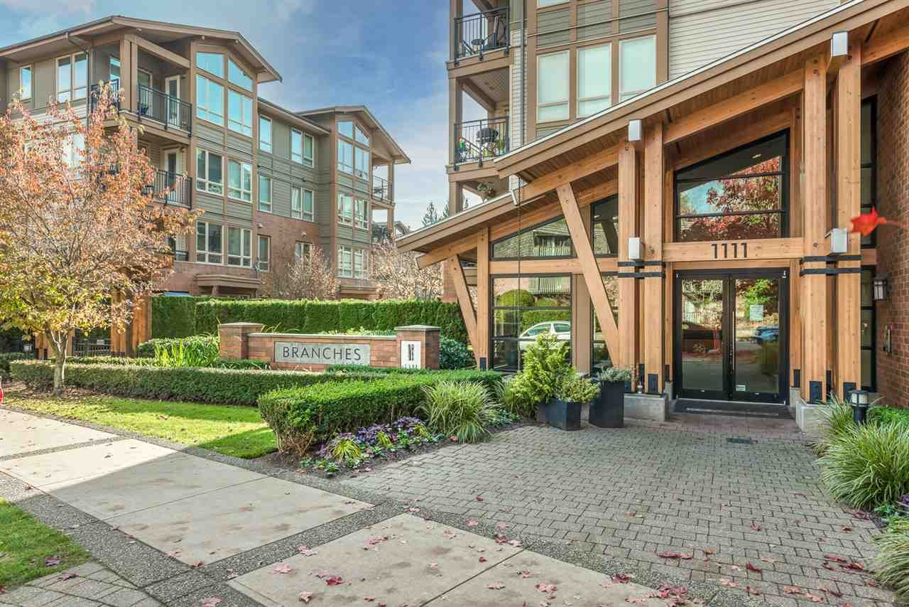 "Main Photo: 101 1111 E 27TH Street in North Vancouver: Lynn Valley Condo for sale in ""Branches"" : MLS®# R2515852"