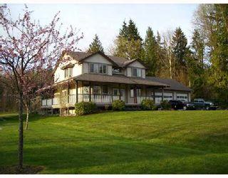 Photo 1: 25187 130TH Avenue in Maple_Ridge: Websters Corners House for sale (Maple Ridge)  : MLS®# V703557