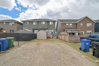 Photo 39: 162 REDSTONE Drive in Calgary: Redstone Semi Detached for sale : MLS®# A1102876