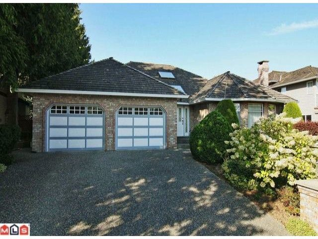 Main Photo: 18881 62A Avenue in Surrey: Cloverdale BC House for sale (Cloverdale)  : MLS®# F1123012