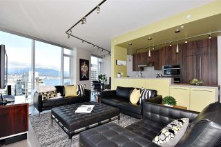 """Photo 3: 2804 1211 MELVILLE Street in Vancouver: Coal Harbour Condo for sale in """"The Ritz"""" (Vancouver West)  : MLS®# R2247457"""