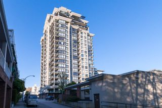 """Photo 1: 102 610 VICTORIA Street in New Westminster: Downtown NW Condo for sale in """"THE POINT"""" : MLS®# R2003966"""