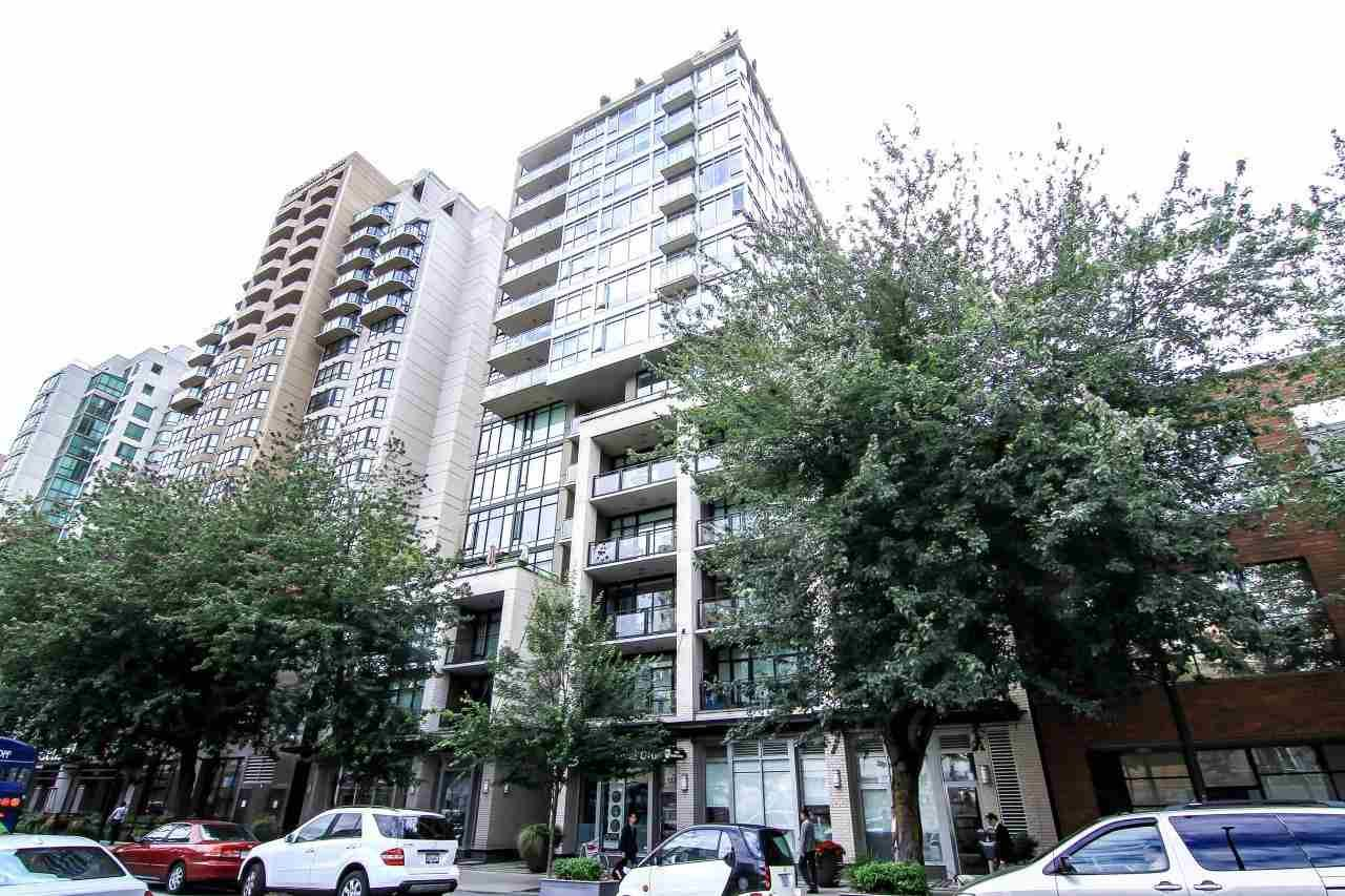 """Main Photo: 502 1252 HORNBY Street in Vancouver: Downtown VW Condo for sale in """"Pure"""" (Vancouver West)  : MLS®# R2093567"""