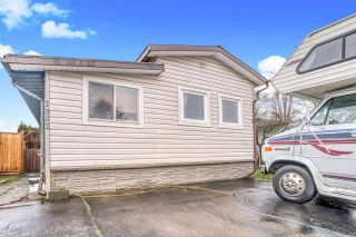 Photo 1: 1882 SHORE Crescent in Abbotsford: Central Abbotsford Manufactured Home for sale : MLS®# R2534428