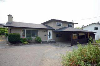 Photo 1: 7787 Wallace Dr in SAANICHTON: CS Saanichton House for sale (Central Saanich)  : MLS®# 795175