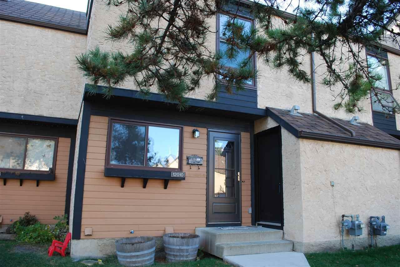 Main Photo: 12010 25 Avenue in Edmonton: Zone 16 Townhouse for sale : MLS®# E4236443