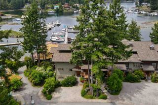 """Photo 2: 18A 12849 LAGOON Road in Pender Harbour: Pender Harbour Egmont Condo for sale in """"THE PAINTED BOAT RESORT & SPA"""" (Sunshine Coast)  : MLS®# R2589363"""