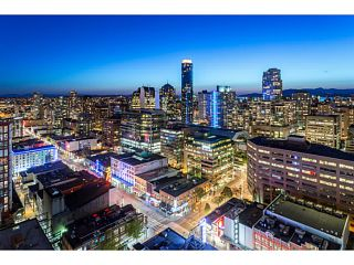 Photo 3: # 2706 833 SEYMOUR ST in Vancouver: Downtown VW Condo for sale (Vancouver West)  : MLS®# V1116829