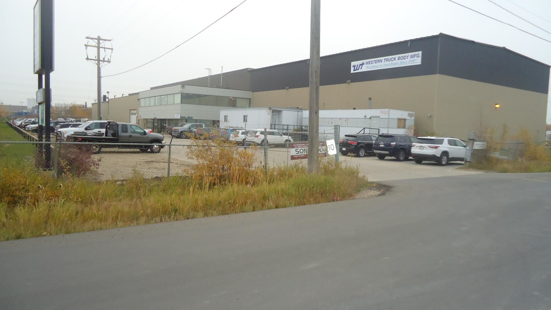 Main Photo: 6115 30 Street NW in Edmonton: Zone 42 Industrial for sale : MLS®# E4266347