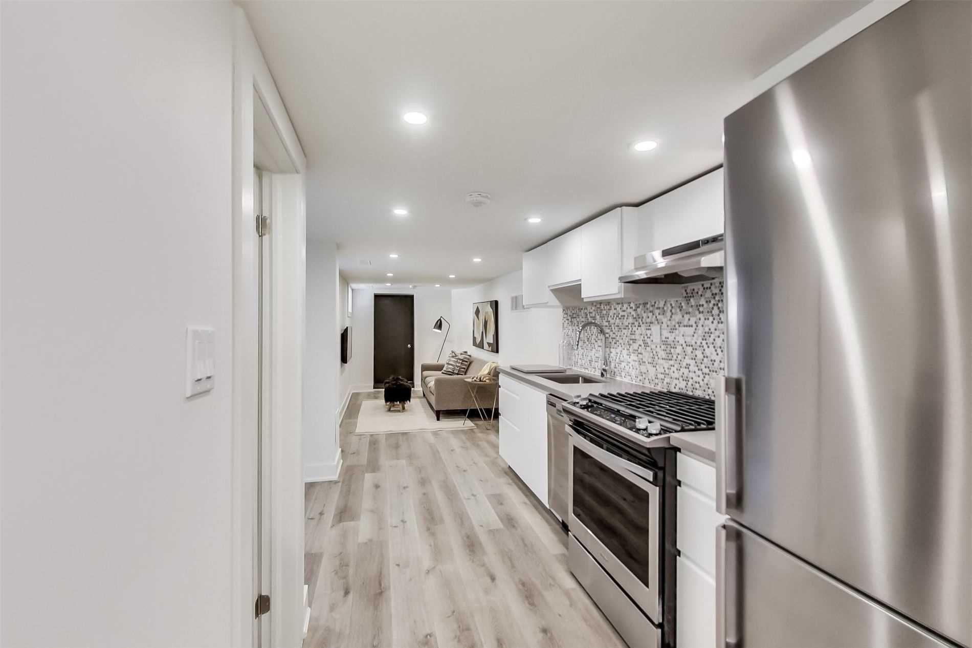 Photo 7: Photos: 501B Carlaw Avenue in Toronto: South Riverdale House (2 1/2 Storey) for lease (Toronto E01)  : MLS®# E4800704