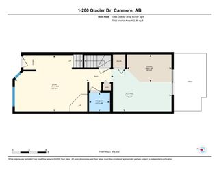 Photo 25: 1 200 Glacier Drive: Canmore Row/Townhouse for sale : MLS®# A1109465