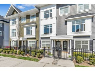 "Photo 2: 98 27735 ROUNDHOUSE Drive in Abbotsford: Aberdeen Townhouse for sale in ""Roundhouse"" : MLS®# R2566201"