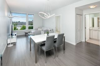 """Photo 4: 406 3263 PIERVIEW Crescent in Vancouver: South Marine Condo for sale in """"Rhythm"""" (Vancouver East)  : MLS®# R2480394"""