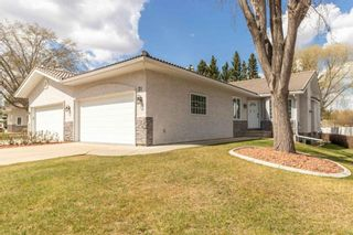 Main Photo: 21 4700 Fountain Drive: Red Deer Semi Detached for sale : MLS®# A1106258