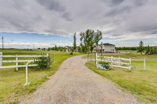 Main Photo: 35166 Township Road 262 Township in Rural Rocky View County: Rural Rocky View MD Detached for sale : MLS®# A1078180