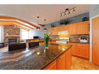Photo 3: 94 SIMCOE Circle SW in Calgary: Signature Parke House for sale : MLS®# C4006481