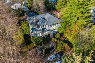 """Photo 2: 1651 MATTHEWS Avenue in Vancouver: Shaughnessy House for sale in """"First Shaughnessy"""" (Vancouver West)  : MLS®# R2613414"""
