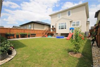 Photo 19: 95 Bellflower Road in Winnipeg: Bridgwater Lakes Residential for sale (1R)  : MLS®# 1717830