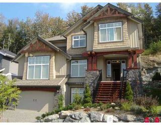 """Main Photo: 3504 APPLEWOOD Drive in Abbotsford: Abbotsford East House for sale in """"Highlands"""" : MLS®# F2724043"""