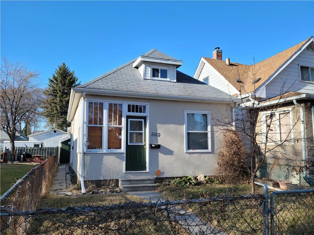 Main Photo: 502 Atlantic Avenue in Winnipeg: North End Residential for sale (4C)  : MLS®# 202107737