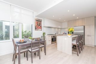 Photo 5: 101 680 SEYLYNN Crescent in North Vancouver: Lynnmour Townhouse for sale : MLS®# R2618990