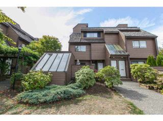 """Photo 2: 3345 MOUNTAIN Highway in North Vancouver: Lynn Valley Townhouse for sale in """"VILLAGE ON THE CREEK"""" : MLS®# V1141033"""