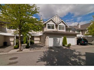 "Photo 1: # 31 7488 MULBERRY PL in Burnaby: The Crest Condo for sale in ""Sierra Ridge"" (Burnaby East)  : MLS®# V846825"
