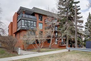 Photo 1: 403 354 3 Avenue NE in Calgary: Crescent Heights Apartment for sale : MLS®# A1097438