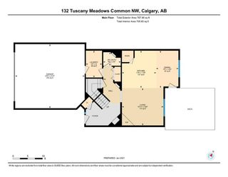 Photo 3: 132 TUSCANY MEADOWS Common NW in Calgary: Tuscany Detached for sale : MLS®# A1071139