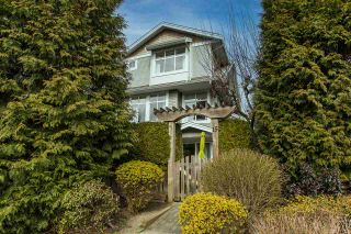 """Photo 1: 15 20449 66 Avenue in Langley: Willoughby Heights Townhouse for sale in """"Nature's Landing"""" : MLS®# R2547952"""