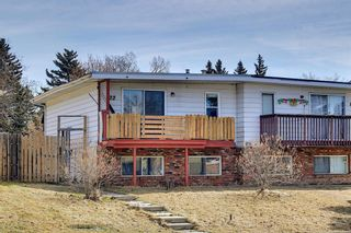 Main Photo: 122 Pinehill Road NE in Calgary: Pineridge Semi Detached for sale : MLS®# A1095076