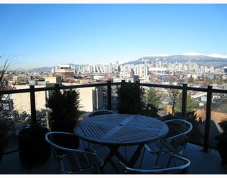 """Photo 8: 607 2635 PRINCE EDWARD Street in Vancouver: Mount Pleasant VE Condo for sale in """"SOMA LOFTS"""" (Vancouver East)  : MLS®# V686340"""