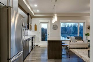Photo 6: 405 93 34 Avenue SW in Calgary: Parkhill Apartment for sale : MLS®# A1095542